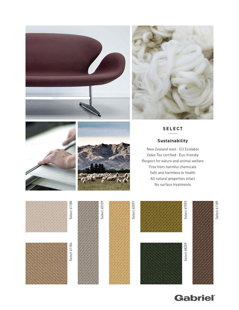 Gabriel – Europe's leading supplier of furniture fabrics | Gabriel dk