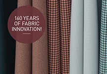 Over 160 years of fabric innovation